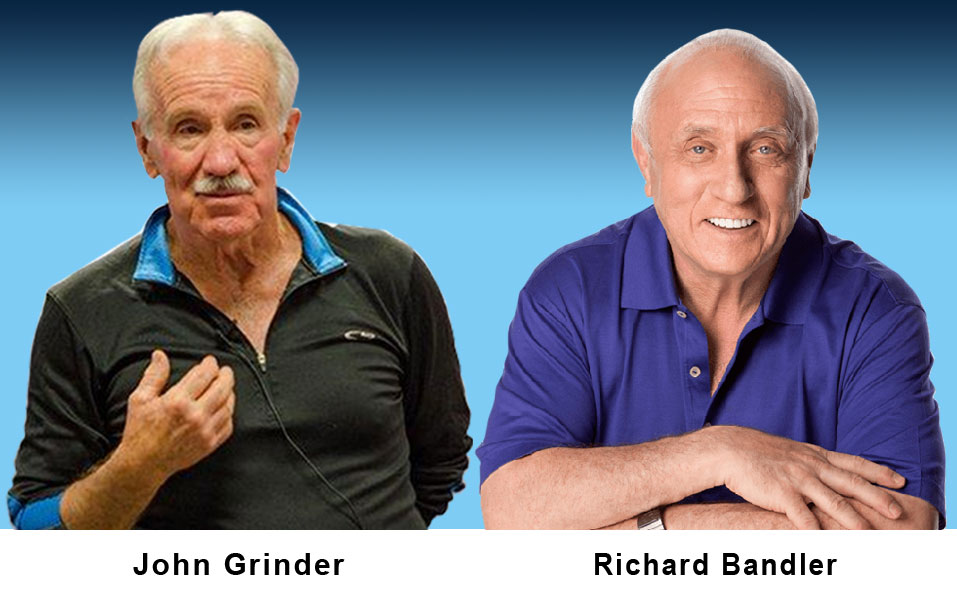 John Grinder and Richard Bandler